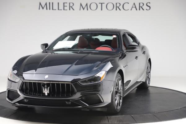 New 2020 Maserati Ghibli S Q4 GranSport for sale $94,785 at Bugatti of Greenwich in Greenwich CT 06830 1