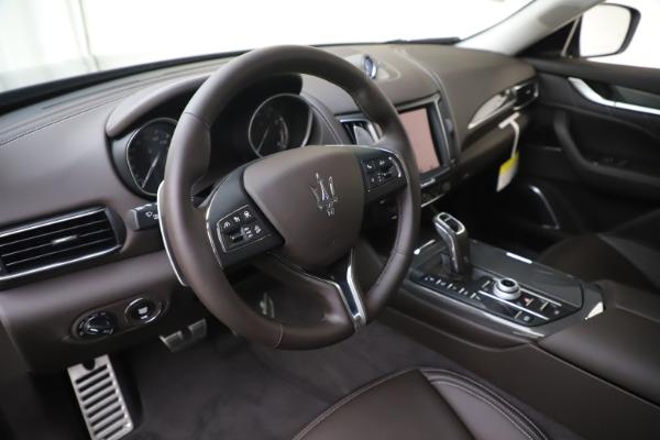 New 2020 Maserati Levante Q4 GranLusso for sale $87,885 at Bugatti of Greenwich in Greenwich CT 06830 13