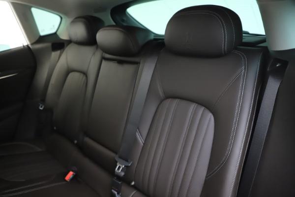 New 2020 Maserati Levante Q4 GranLusso for sale $87,885 at Bugatti of Greenwich in Greenwich CT 06830 18