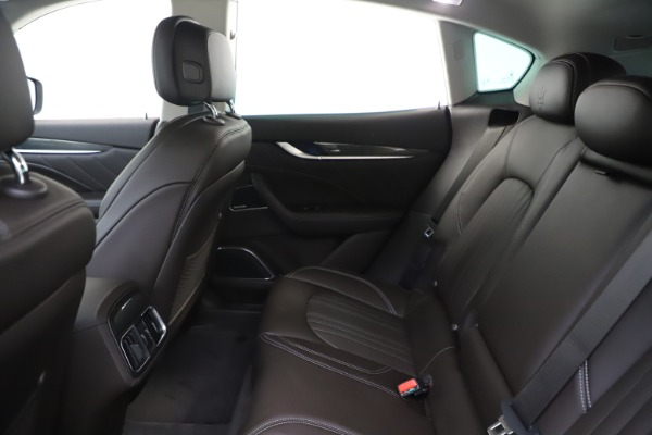 New 2020 Maserati Levante Q4 GranLusso for sale $87,885 at Bugatti of Greenwich in Greenwich CT 06830 19