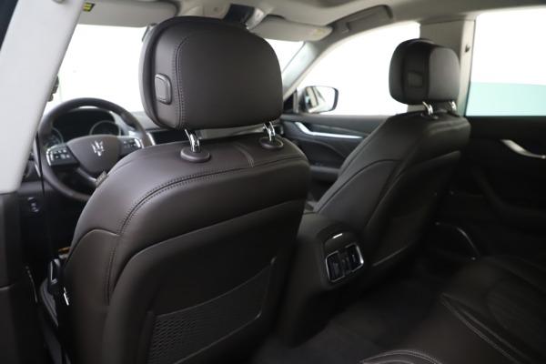 New 2020 Maserati Levante Q4 GranLusso for sale $87,885 at Bugatti of Greenwich in Greenwich CT 06830 20