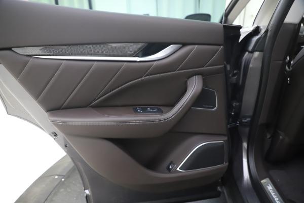 New 2020 Maserati Levante Q4 GranLusso for sale $87,885 at Bugatti of Greenwich in Greenwich CT 06830 21