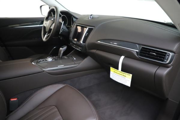 New 2020 Maserati Levante Q4 GranLusso for sale $87,885 at Bugatti of Greenwich in Greenwich CT 06830 22