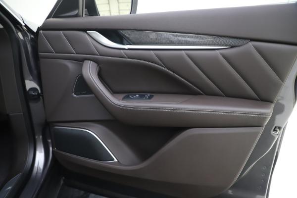 New 2020 Maserati Levante Q4 GranLusso for sale $87,885 at Bugatti of Greenwich in Greenwich CT 06830 25