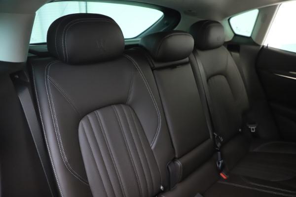 New 2020 Maserati Levante Q4 GranLusso for sale $87,885 at Bugatti of Greenwich in Greenwich CT 06830 26