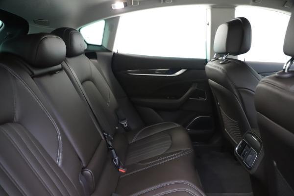 New 2020 Maserati Levante Q4 GranLusso for sale $87,885 at Bugatti of Greenwich in Greenwich CT 06830 27
