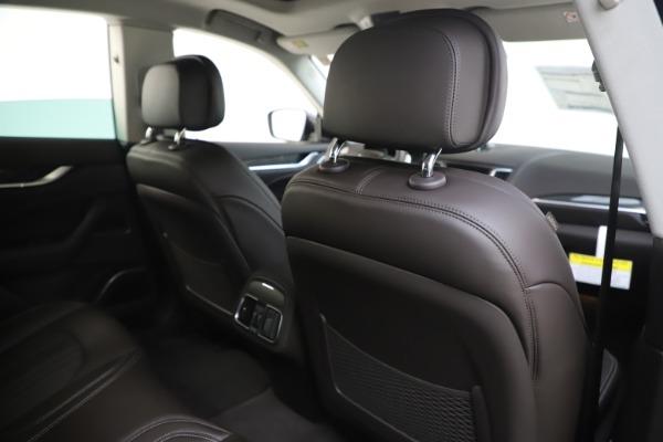 New 2020 Maserati Levante Q4 GranLusso for sale $87,885 at Bugatti of Greenwich in Greenwich CT 06830 28