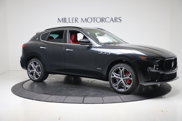 New 2020 Maserati Levante S Q4 GranSport for sale $103,585 at Bugatti of Greenwich in Greenwich CT 06830 10