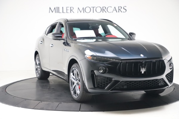 New 2020 Maserati Levante S Q4 GranSport for sale $103,585 at Bugatti of Greenwich in Greenwich CT 06830 11
