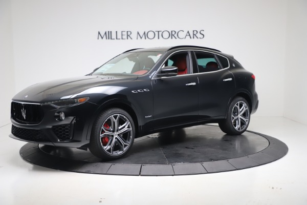 New 2020 Maserati Levante S Q4 GranSport for sale $103,585 at Bugatti of Greenwich in Greenwich CT 06830 2