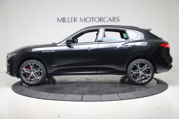 New 2020 Maserati Levante S Q4 GranSport for sale $103,585 at Bugatti of Greenwich in Greenwich CT 06830 3
