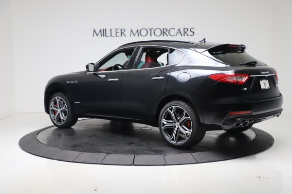 New 2020 Maserati Levante S Q4 GranSport for sale $103,585 at Bugatti of Greenwich in Greenwich CT 06830 4