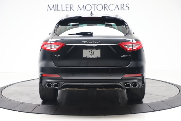 New 2020 Maserati Levante S Q4 GranSport for sale $103,585 at Bugatti of Greenwich in Greenwich CT 06830 6