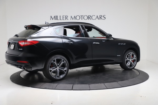 New 2020 Maserati Levante S Q4 GranSport for sale $103,585 at Bugatti of Greenwich in Greenwich CT 06830 8