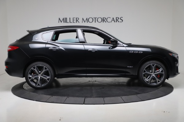New 2020 Maserati Levante S Q4 GranSport for sale $103,585 at Bugatti of Greenwich in Greenwich CT 06830 9