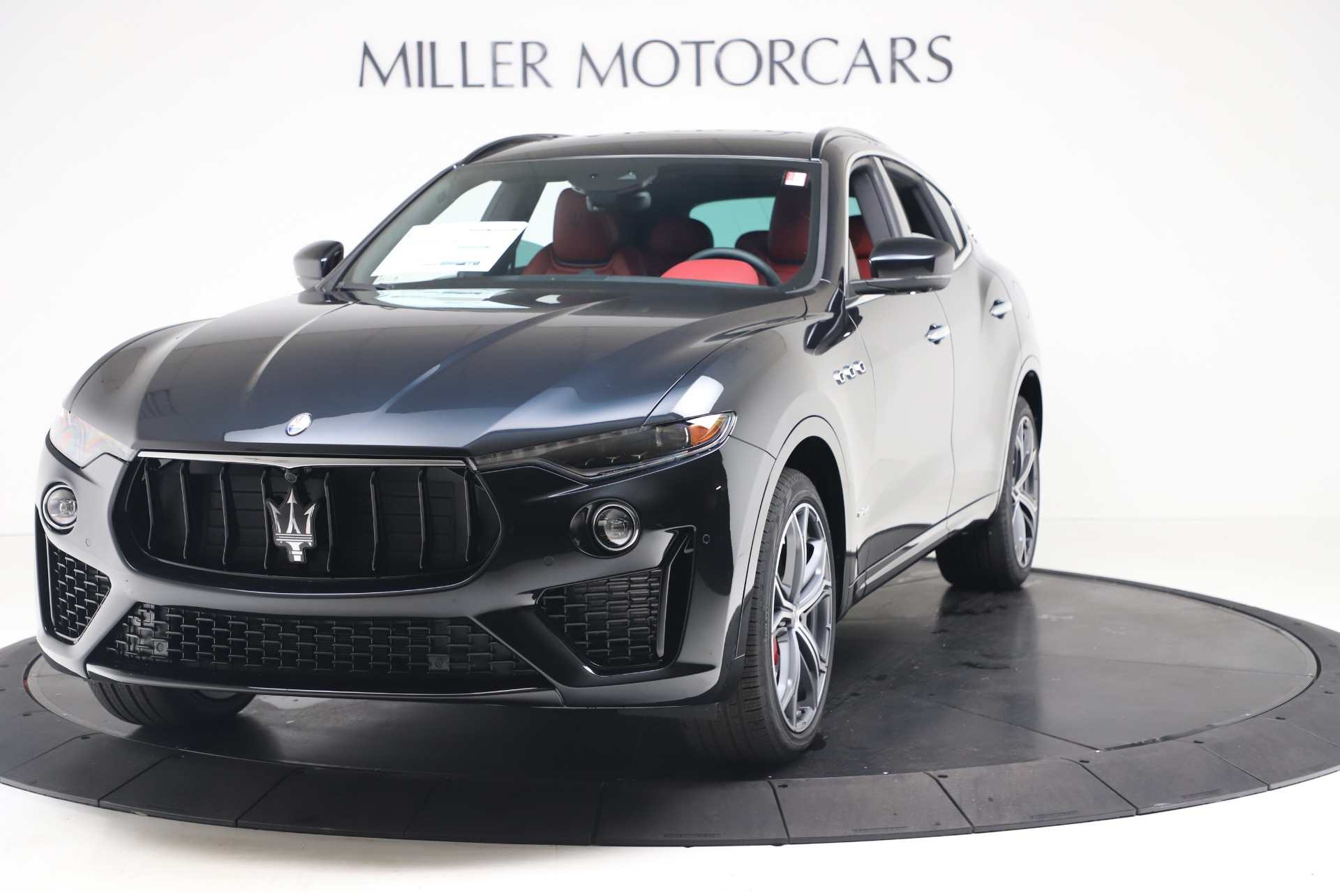 New 2020 Maserati Levante S Q4 GranSport for sale $103,585 at Bugatti of Greenwich in Greenwich CT 06830 1