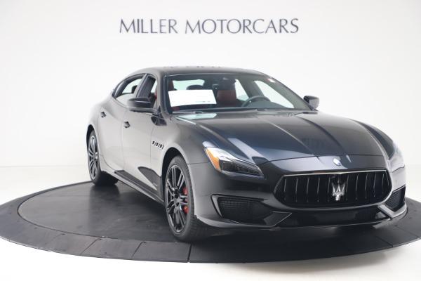 New 2020 Maserati Quattroporte S Q4 GranSport for sale $122,485 at Bugatti of Greenwich in Greenwich CT 06830 10