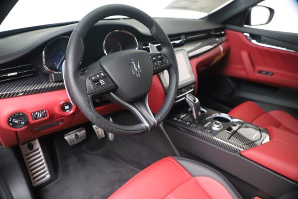 New 2020 Maserati Quattroporte S Q4 GranSport for sale $122,485 at Bugatti of Greenwich in Greenwich CT 06830 12