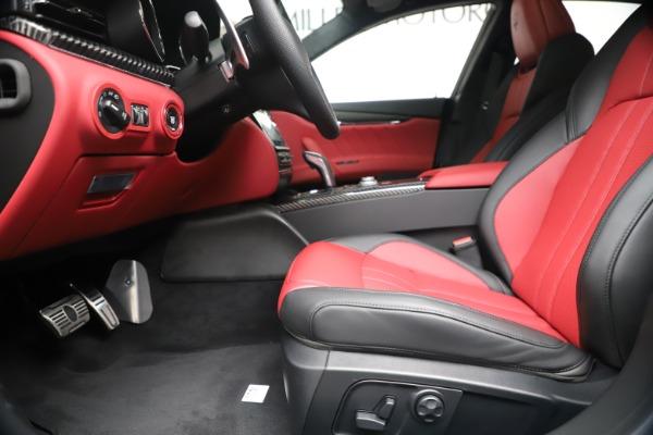 New 2020 Maserati Quattroporte S Q4 GranSport for sale $122,485 at Bugatti of Greenwich in Greenwich CT 06830 13