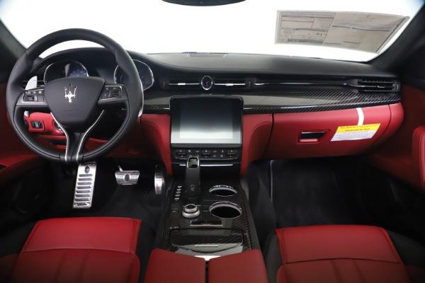 New 2020 Maserati Quattroporte S Q4 GranSport for sale $122,485 at Bugatti of Greenwich in Greenwich CT 06830 15