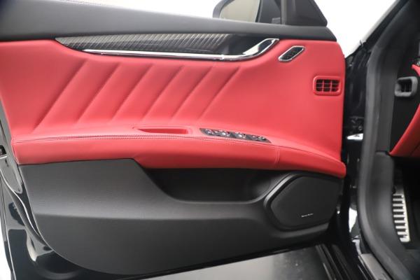 New 2020 Maserati Quattroporte S Q4 GranSport for sale $122,485 at Bugatti of Greenwich in Greenwich CT 06830 16