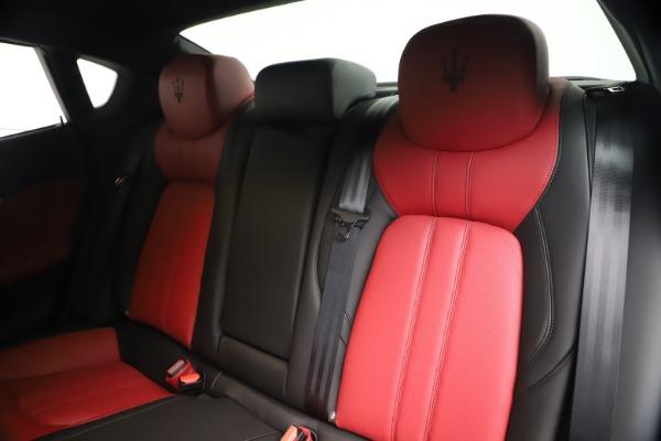 New 2020 Maserati Quattroporte S Q4 GranSport for sale $122,485 at Bugatti of Greenwich in Greenwich CT 06830 17