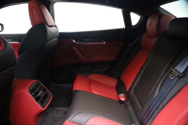 New 2020 Maserati Quattroporte S Q4 GranSport for sale $122,485 at Bugatti of Greenwich in Greenwich CT 06830 18