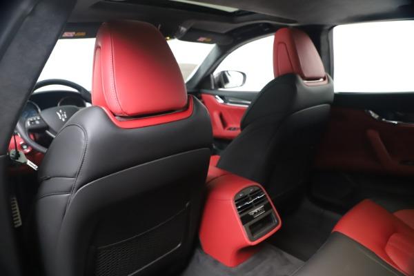 New 2020 Maserati Quattroporte S Q4 GranSport for sale $122,485 at Bugatti of Greenwich in Greenwich CT 06830 19