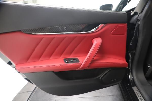 New 2020 Maserati Quattroporte S Q4 GranSport for sale $122,485 at Bugatti of Greenwich in Greenwich CT 06830 20