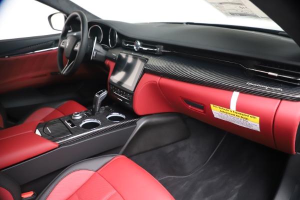 New 2020 Maserati Quattroporte S Q4 GranSport for sale $122,485 at Bugatti of Greenwich in Greenwich CT 06830 21