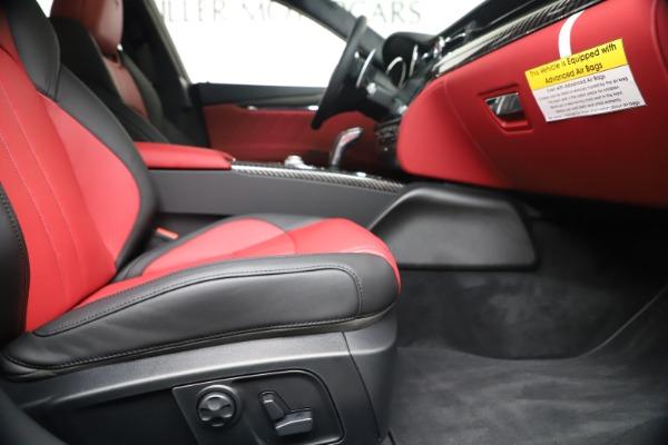 New 2020 Maserati Quattroporte S Q4 GranSport for sale $122,485 at Bugatti of Greenwich in Greenwich CT 06830 22