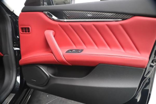 New 2020 Maserati Quattroporte S Q4 GranSport for sale $122,485 at Bugatti of Greenwich in Greenwich CT 06830 24