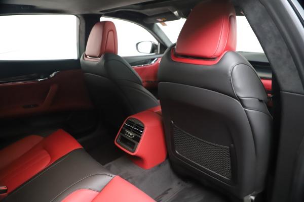 New 2020 Maserati Quattroporte S Q4 GranSport for sale $122,485 at Bugatti of Greenwich in Greenwich CT 06830 27