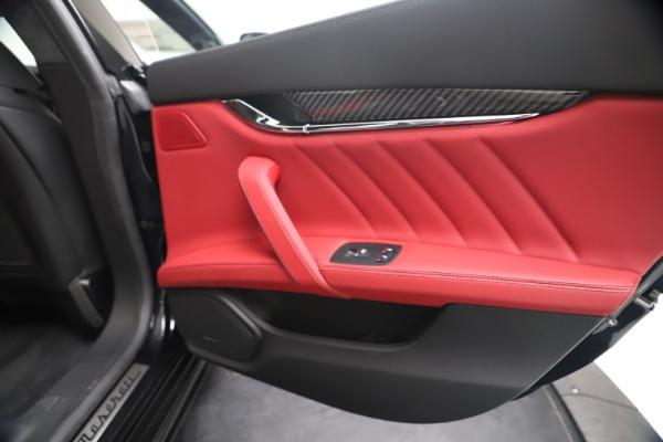 New 2020 Maserati Quattroporte S Q4 GranSport for sale $122,485 at Bugatti of Greenwich in Greenwich CT 06830 28