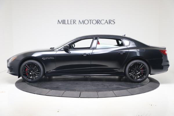 New 2020 Maserati Quattroporte S Q4 GranSport for sale $122,485 at Bugatti of Greenwich in Greenwich CT 06830 3