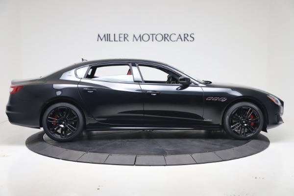 New 2020 Maserati Quattroporte S Q4 GranSport for sale $122,485 at Bugatti of Greenwich in Greenwich CT 06830 8