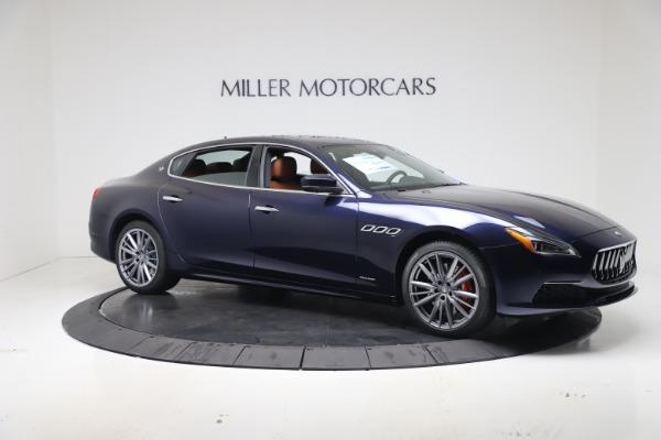 New 2020 Maserati Quattroporte S Q4 GranLusso for sale $117,935 at Bugatti of Greenwich in Greenwich CT 06830 10