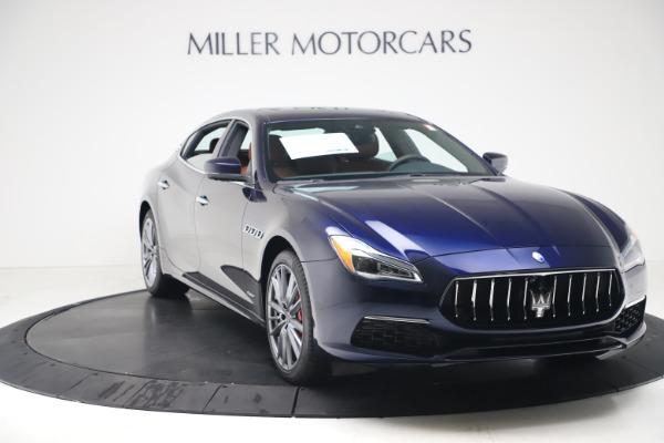 New 2020 Maserati Quattroporte S Q4 GranLusso for sale $117,935 at Bugatti of Greenwich in Greenwich CT 06830 11