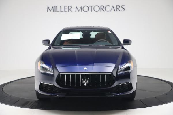 New 2020 Maserati Quattroporte S Q4 GranLusso for sale $117,935 at Bugatti of Greenwich in Greenwich CT 06830 12