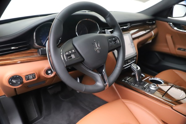 New 2020 Maserati Quattroporte S Q4 GranLusso for sale $117,935 at Bugatti of Greenwich in Greenwich CT 06830 13