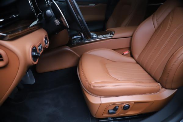 New 2020 Maserati Quattroporte S Q4 GranLusso for sale $117,935 at Bugatti of Greenwich in Greenwich CT 06830 15