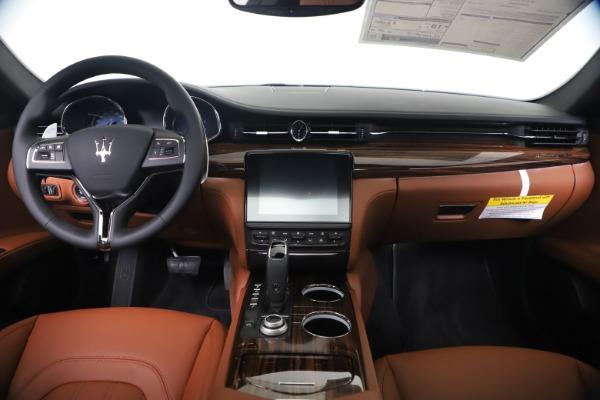New 2020 Maserati Quattroporte S Q4 GranLusso for sale $117,935 at Bugatti of Greenwich in Greenwich CT 06830 16