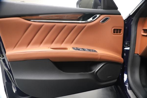 New 2020 Maserati Quattroporte S Q4 GranLusso for sale $117,935 at Bugatti of Greenwich in Greenwich CT 06830 17