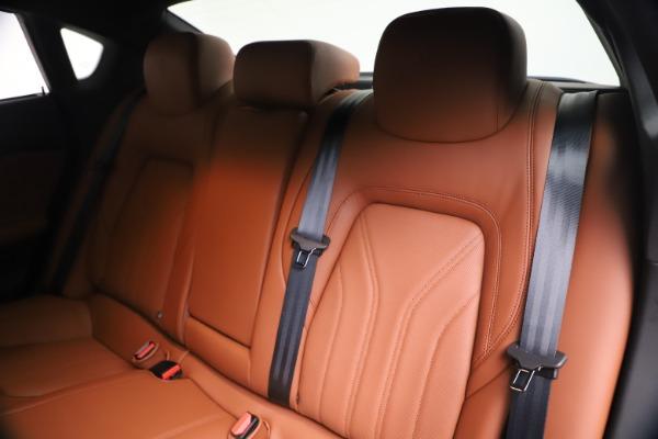 New 2020 Maserati Quattroporte S Q4 GranLusso for sale $117,935 at Bugatti of Greenwich in Greenwich CT 06830 18
