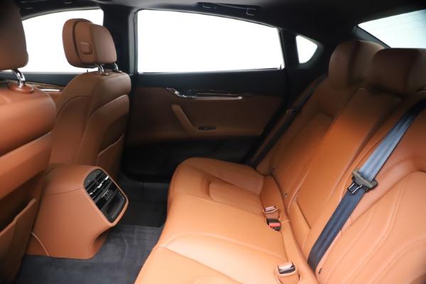 New 2020 Maserati Quattroporte S Q4 GranLusso for sale $117,935 at Bugatti of Greenwich in Greenwich CT 06830 19