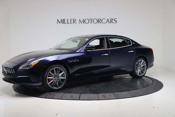 New 2020 Maserati Quattroporte S Q4 GranLusso for sale $117,935 at Bugatti of Greenwich in Greenwich CT 06830 2