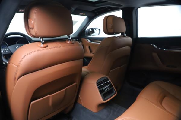 New 2020 Maserati Quattroporte S Q4 GranLusso for sale $117,935 at Bugatti of Greenwich in Greenwich CT 06830 20