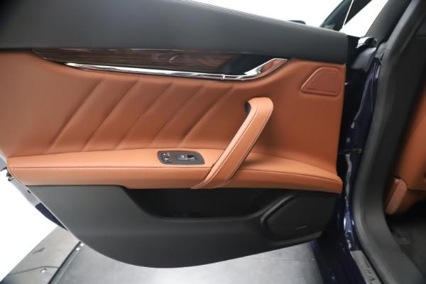 New 2020 Maserati Quattroporte S Q4 GranLusso for sale $117,935 at Bugatti of Greenwich in Greenwich CT 06830 21