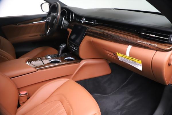 New 2020 Maserati Quattroporte S Q4 GranLusso for sale $117,935 at Bugatti of Greenwich in Greenwich CT 06830 22