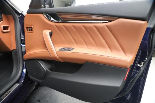 New 2020 Maserati Quattroporte S Q4 GranLusso for sale $117,935 at Bugatti of Greenwich in Greenwich CT 06830 25